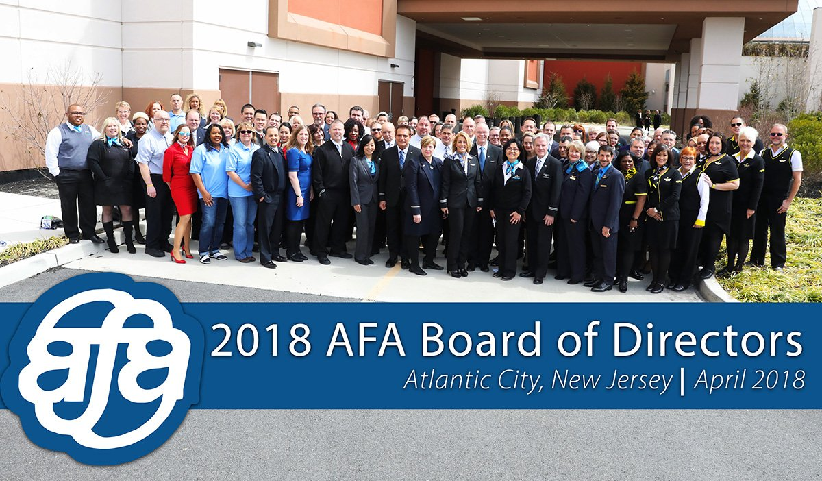 AFA Board of Directors