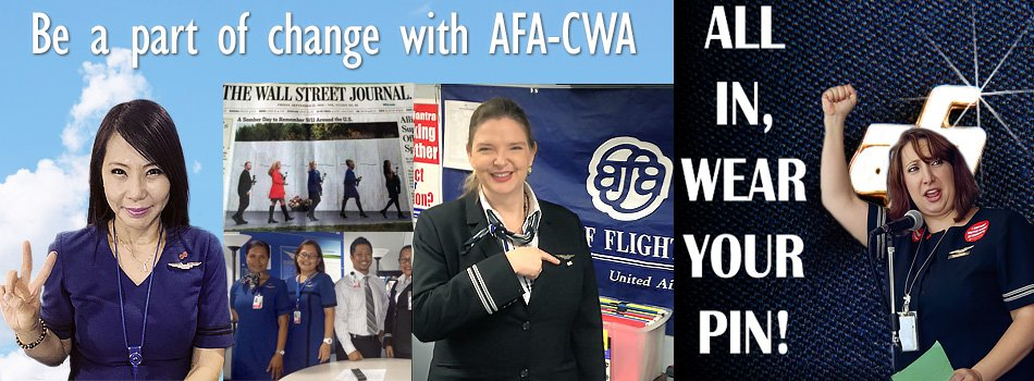 The Association of Flight Attendants (AFA)
