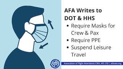 All News from the Association of Flight Attendants (AFA)