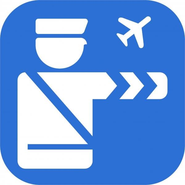 Mobile passport control app