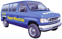 SuperShuttle Coupons